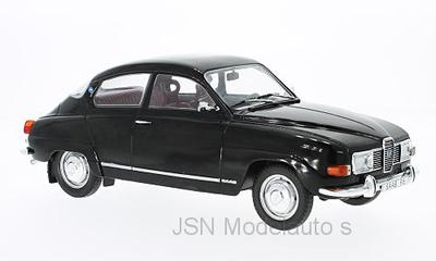 MCG 1:18 Saab 96 V4 1971 zwart
