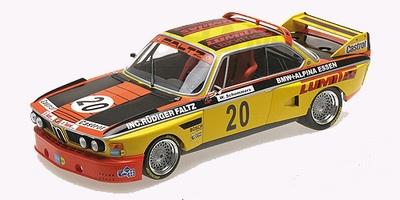 Minichamps 1:18 BMW 3.0 CSL Schommers Werner Norisring Troph