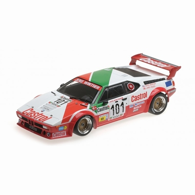 Minichamps 1:18 BMW M1 no 101 Jens Winther Racing