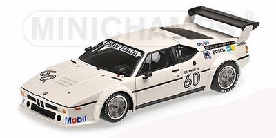 Minichamps 1:18 BMW M1 Procar No 60 Elio De Angelis