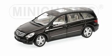 Minichamps 1:18 Mercedes Benz R klasse zwart