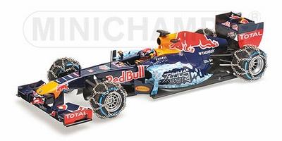 Minichamps 1:18 Red Bull RB7 Max Verstappen Kitzbuhel 2016