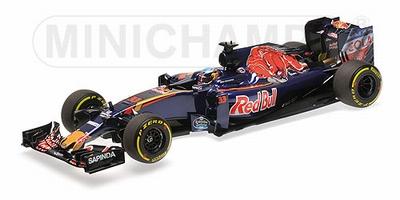 Minichamps 1:18 Scuderia Toro Rosso f1 Max Verstappen #33
