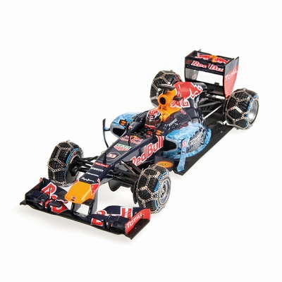 Minichamps 1:43  Red Bull RB7 Max Verstappen Kitzbuhel 2016