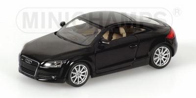 Minichamps 1:43 Audi TT 2006 zwart