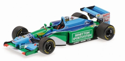 Minichamps 1:43 Benetton Ford B194 No 5 M Schumacher