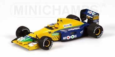 Minichamps 1:43 Benneton Ford B191 Michael Schumacher 1991