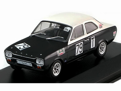 Minichamps 1:43 Ford Escort I TC No 79 500km Nurburgring