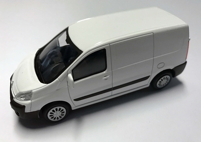 Mondo Motors 1:43 Citroen Jumpy wit