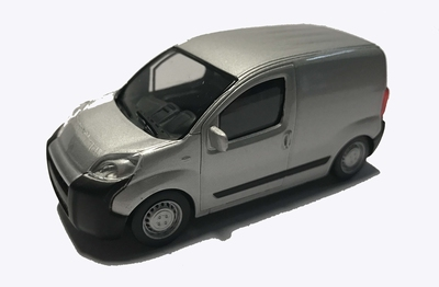 Mondo Motors 1:43 Citroen Nemo zilver