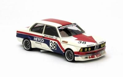 Neo Scale 1:43 BMW 320 (E21) Gr 2 #38 Heyco ETCC