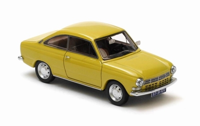 Neo Scale 1:43 Daf 55 coupe geel