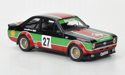 Neo Scale 1:43 Ford Escort MKII RS Gr.2 Castrol No 27