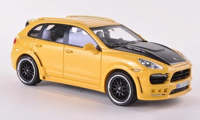 Neo Scale 1:43 Hamann Guardian geel/carbon