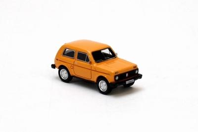 Neo Scale 1:87 Lada 2121 Niva 1978 oranje