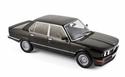 Norev 1:18 BMW M535i 1980 zwart