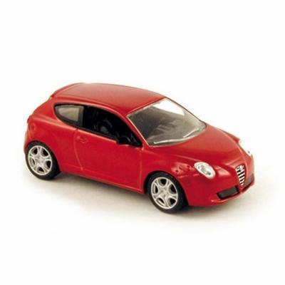 Norev 1:43 Alfa Romeo MiTo 2008 corso red / rood