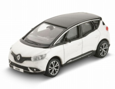 Norev 3 inch Renault Scenic 2016 wit