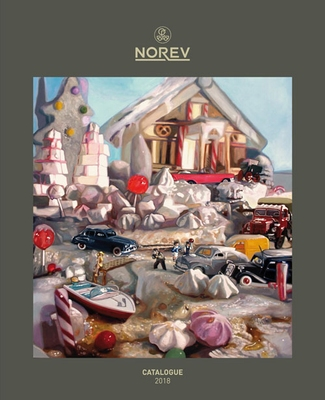 Norev Catalogue Collection 2018