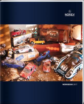 Norev Catalogue Norev Collection et Jouets 2017