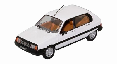 Odeon 1:43 (by IXO) Citroen Visa II 1982 wit