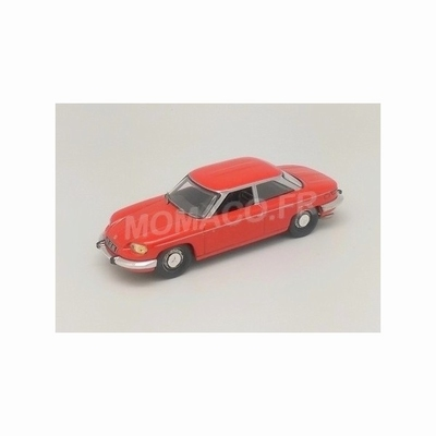 Odeon 1:43 (by IXO) Panhard 24 BT 1964 rood