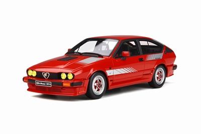 Otto Mobile 1:18 Alfa Romeo GTV6 Production rood