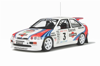 Otto Mobile 1:18 Ford Escort RS Cosworth Group A no 3