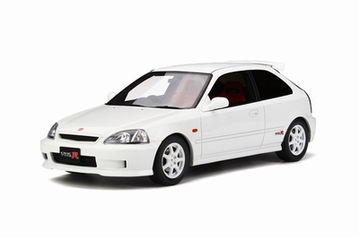 Otto Mobile 1:18 Honda Civic Type R EK9 wit