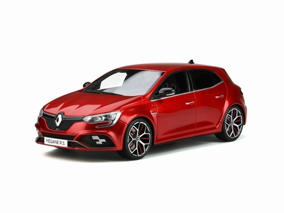 Otto Mobile 1:18 Renault Mégane R.S. Trophy Rouge Flamme