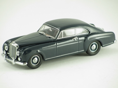 Oxford 1:43 Bentley S1 Continental Fastback blauw