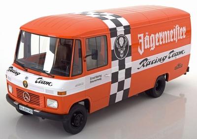 Premium Classixxs 1:18 Mercedes L 408 Jagermeister 1972