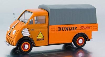 Premium Classixxs 1:43 DKW Pritsche mit Plane Dunlop