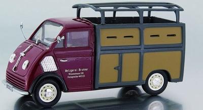 Premium Classixxs 1:43 DKW Viehtranspoter Metzgerei