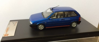 Premium X 1:43 Fiat Tipo 2.0 ie 16V Sedicivalvole blauw meta