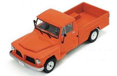 Premium X 1:43 Ford F-75 Pickup 1980 oranje