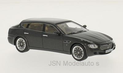 Premium X 1:43 Maserati Quattroporte Bellagio 2008 grijs