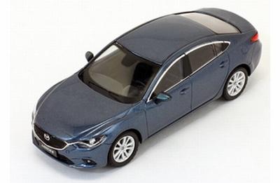 Premium X 1:43 Mazda 6 2013 donker grijs