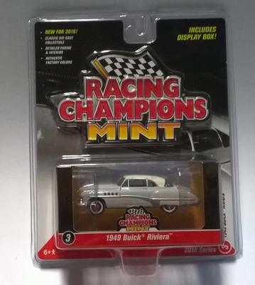 Racing Champions Mint 1:64 1949 Buick Riviera
