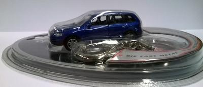 Real-X 1:72 Volkswagen Touareg blauw