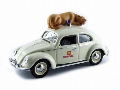 RIO 1:43 Volkswagen Kever Burgers Zoo Arnhem met Leeuw 1965