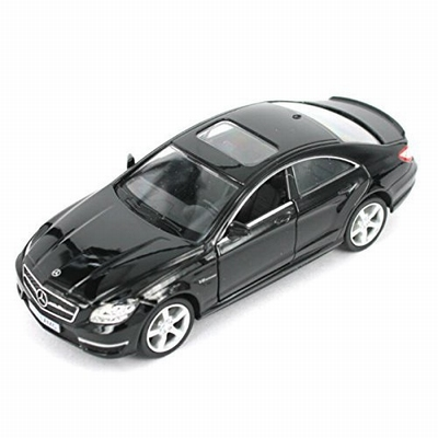 RMZ City 1:32 Mercedes Benz CLS 63 AM ( C218) zwart