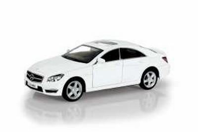 RMZ City 1:32 Mercedes Benz CLS 63 AMG 2014 wit