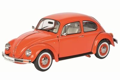 Schuco 1:18 Volkswagen Kever 1600i Ultima Editon oranje