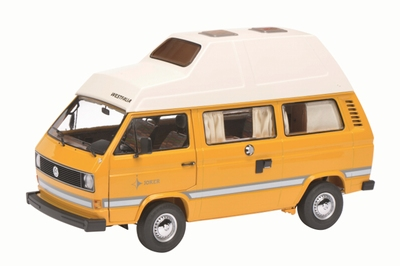 Schuco 1:18 Volkswagen T3 Joker Campingbus