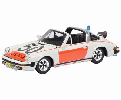 Schuco Pro.R43 1:43 Porsche 911 Rijkspolitie Nederland # 50