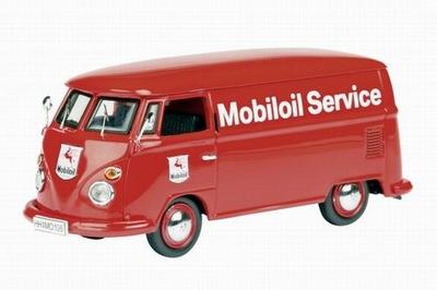 Schuco 1:43 Volkswagen T1 Mobiloil Service