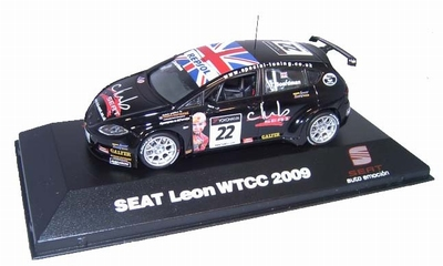 Seat 1:43 Seat Leon WTCC 2009, Boardman No 22