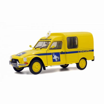 Solido 1:18 Citroen Acadiane Michelin 1984