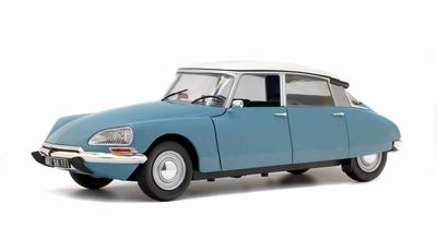 Solido 1:18 Citroen DS blauw Camargue 1972